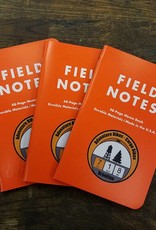 718 Stuff 718 Field Notebook Orange