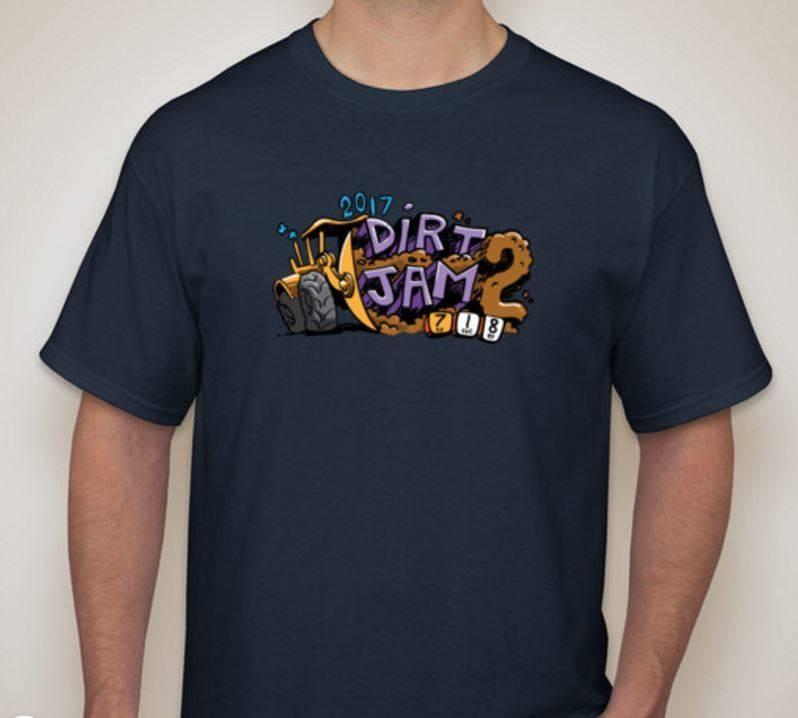 718 Stuff Dirt Jam 2 T-Shirts