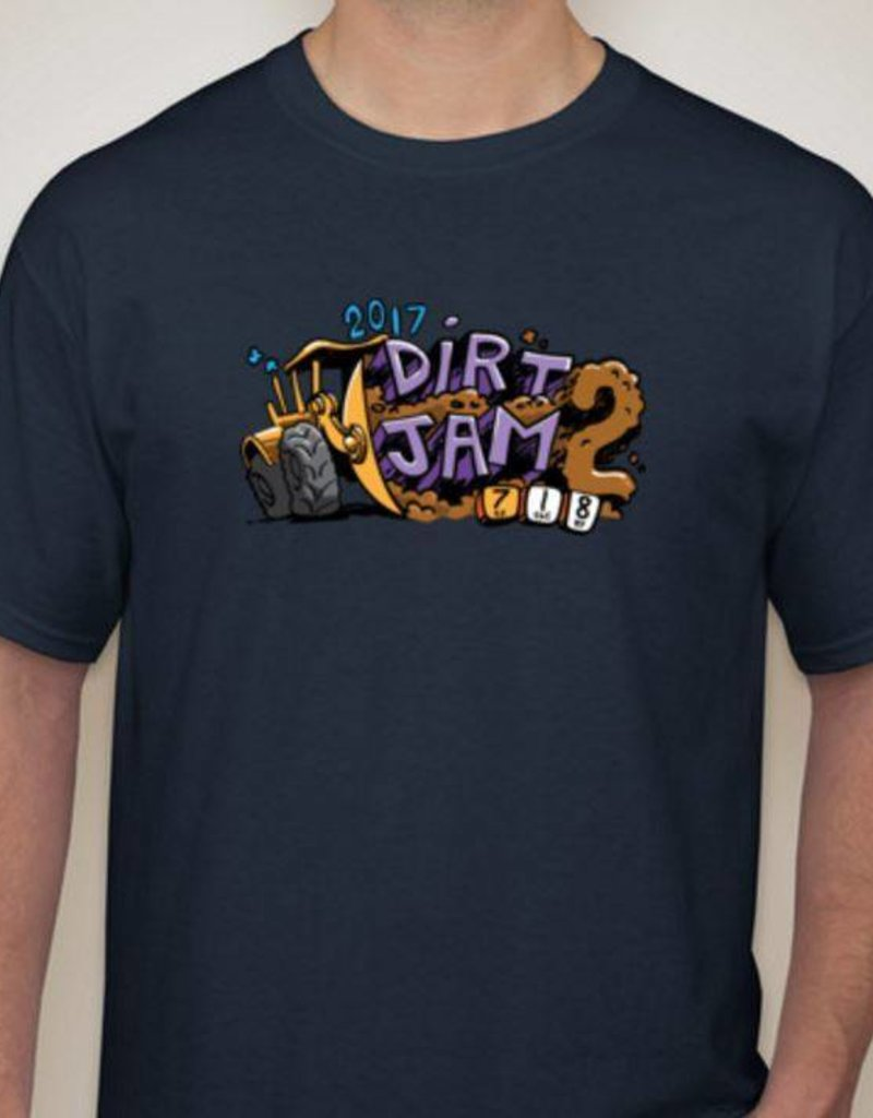 718 Stuff Dirt Jam 2 T-Shirts
