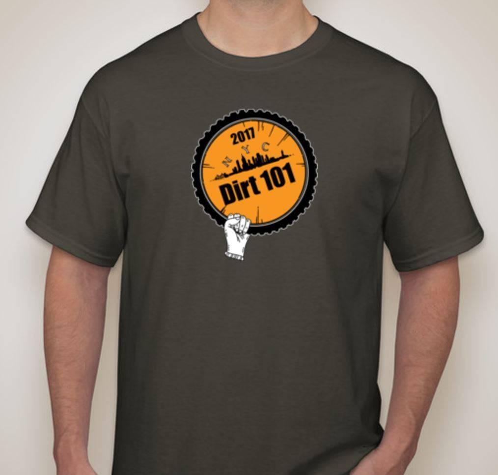 718 Stuff Dirt 101 T-Shirt