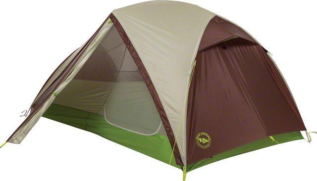Big Agnes, Inc. RattleSnake SL2 mtnGlo Shelter, Gray/Plum, 2-person
