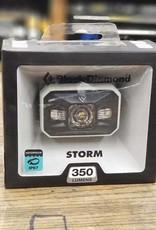 Black Diamond Storm Headlamp: Aluminum