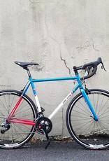 All-City All-City 55cm Mr. Pink ZONA 11-speed Bike Blue/White