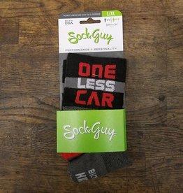 SockGuy SockGuy One Less Car Sock