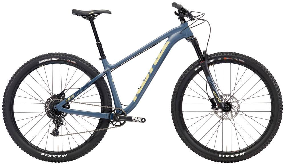 Kona 2018 Kona Honzo AL/DL Blue Medium