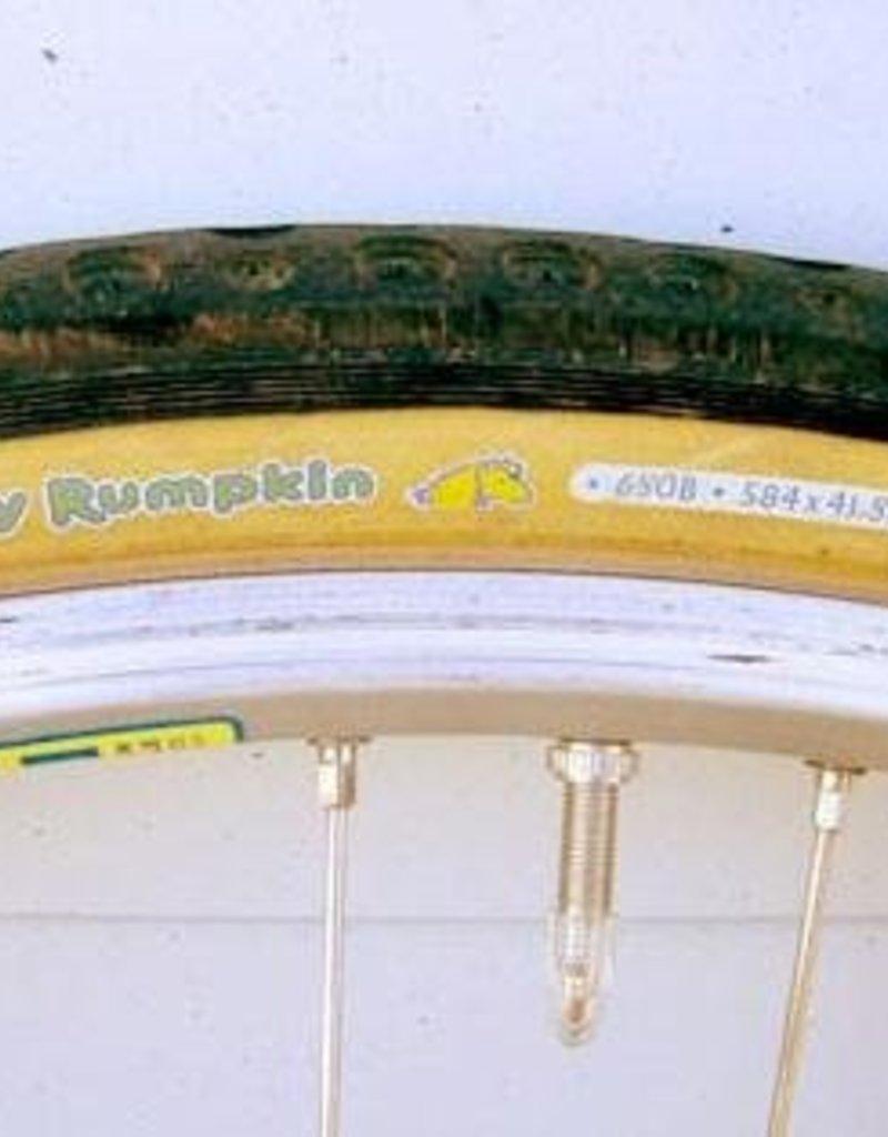 Rivendell Fatty Rumpkin 650B x 41 tire, Original, Green label