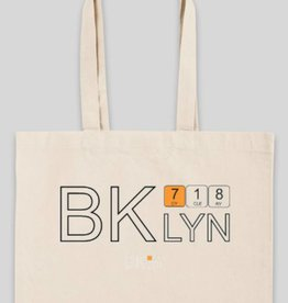 718 Stuff Bklyn Tote Bag