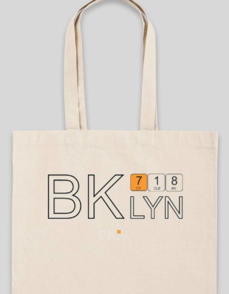 718 Stuff Bklyn Tote Bag