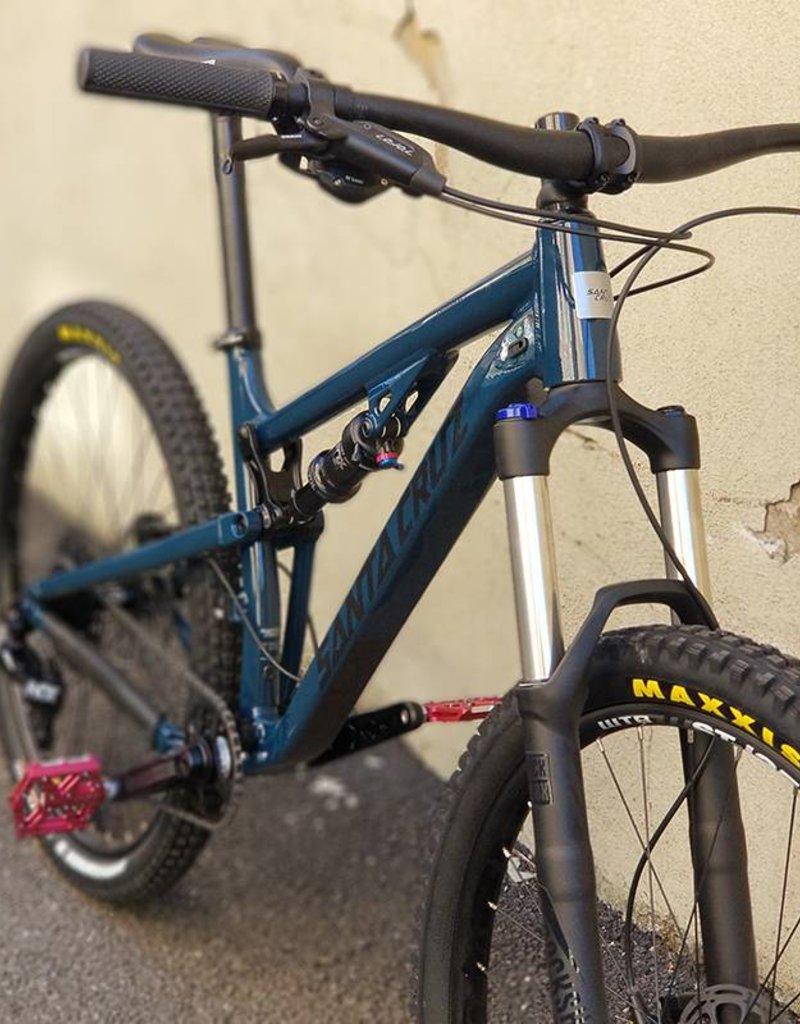 Santa Cruz 2018 Santa Cruz 5010 AL D Med Blue/Black