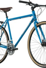 Salsa Salsa Marrakesh Flat Bar Bike SM Blue