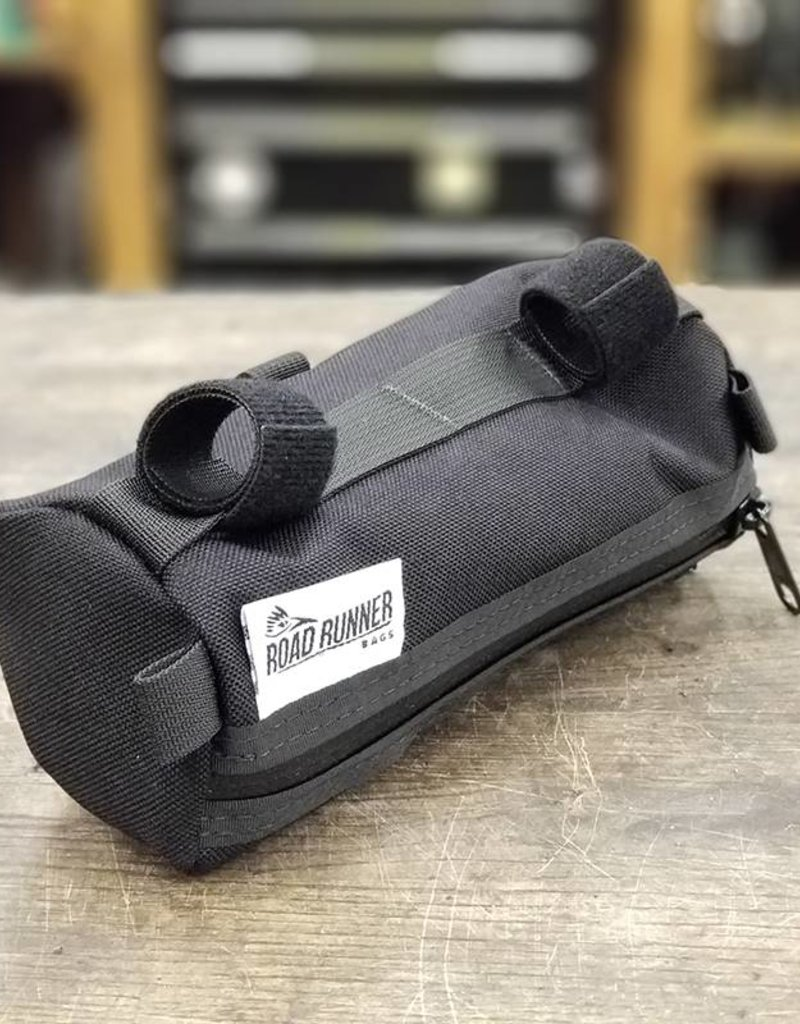 Roadrunner Burrito Bag Black