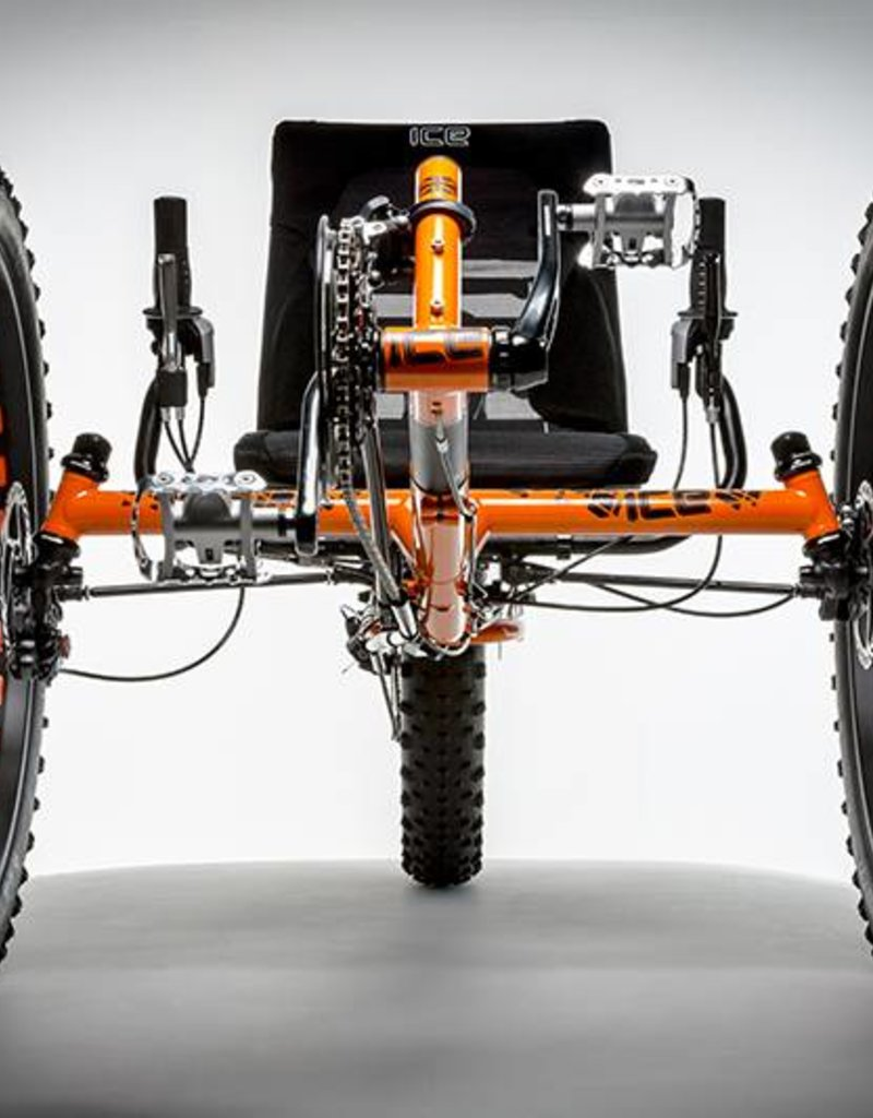 Inspired Cycle Engineering ICE Full Fat Trike