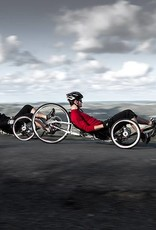 Inspired Cycle Engineering ICE VTX Recumbent Trike