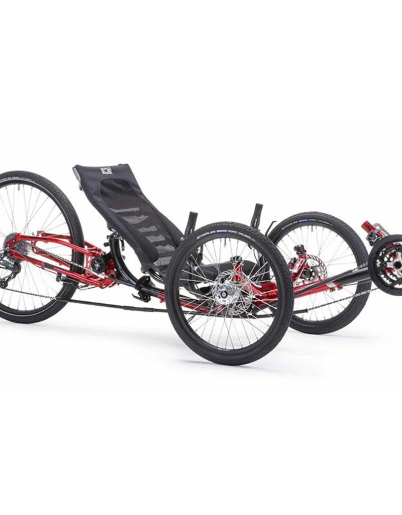 Inspired Cycle Engineering ICE Sprint Trike