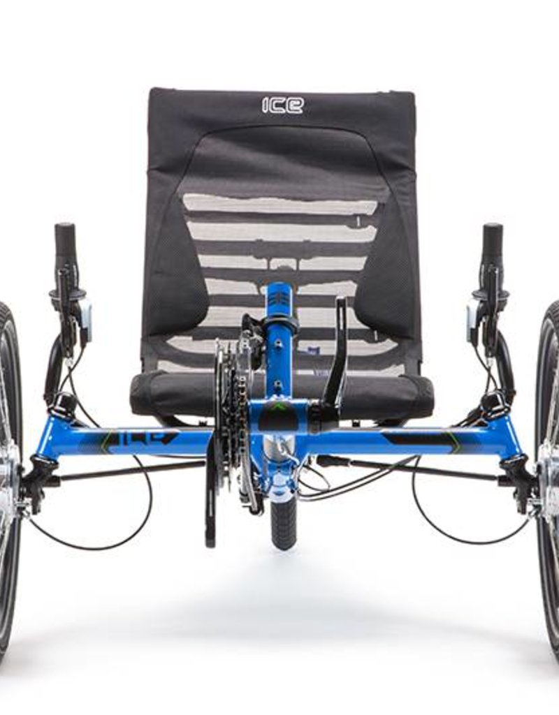 Inspired Cycle Engineering ICE Adventure HD Trike
