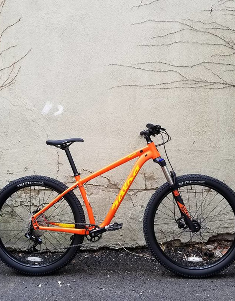 Salsa 2018 Salsa Timberjack NX1 27.5+ Orange