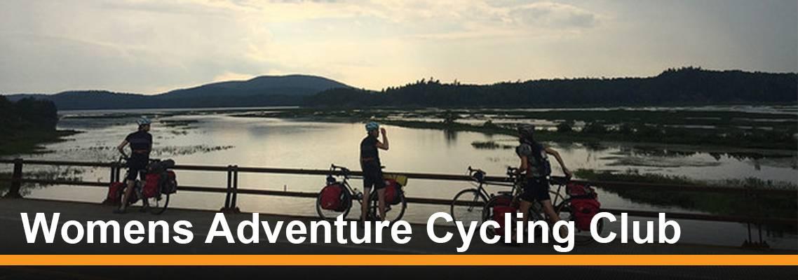 Womens Adventure Cycling Club