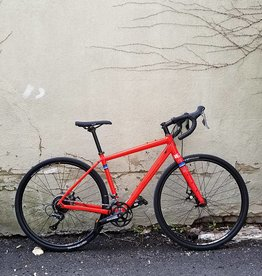 Salsa Salsa Journeyman 700c Claris Bike Orange
