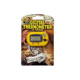 Zoo Med TH-24 ZOO DIGITAL TERR THERMOMETER