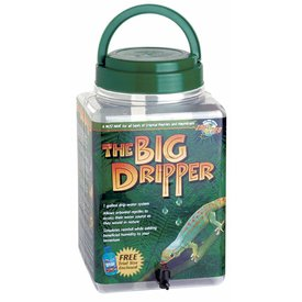 Zoo Med BD1 ZOO BIG DRIPPER 131OZ