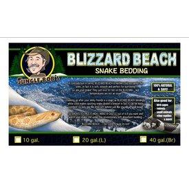 Jungle Bob Enterprises Inc. 3940 Jungle Bob Blizzard Beach Snake Bedding 20L