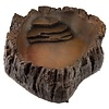 7225 Jungle Bob Water Bowl Large Wood