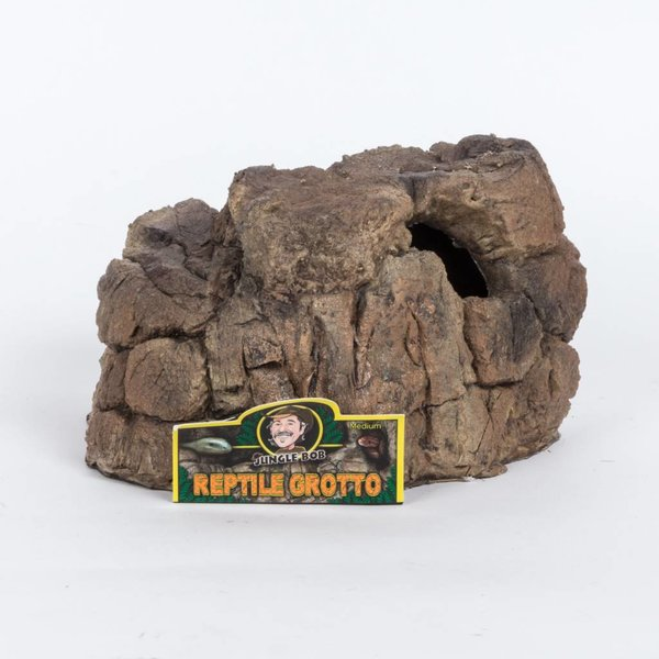 Jungle Bob Enterprises Inc. 7169 Jungle Bob Reptile Grotto Medium