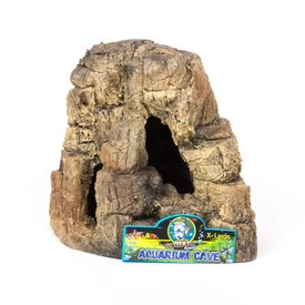 Jungle Bob Enterprises Inc. 7177 Jungle Bob Aquarium Cave XLarge Beige