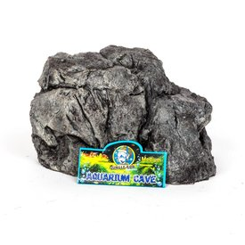 Jungle Bob Enterprises Inc. 8088 Jungle Bob Aquarium Cave Medium Grey