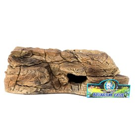 Jungle Bob Enterprises Inc. 8217 Jungle Bob Aquarium Cave Large Beige