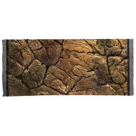 Jungle Bob Enterprises Inc. 7779 Jungle Bob Background 24x12 Inch For Aquarium 15 Gallon Thin