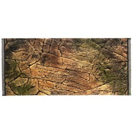 Jungle Bob Enterprises Inc. 7793 Jungle Bob Background 36x17 Inch For Aquarium 40 Gallon Thin