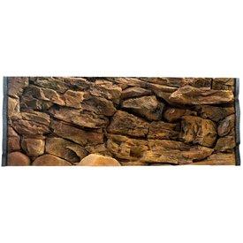 Jungle Bob Enterprises Inc. 7821 Jungle Bob Background 36x16 Inch For Aquarium 30 Gallon High Rock