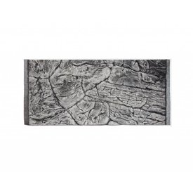 Jungle Bob Enterprises Inc. 8288 Jungle Bob Background 30X12 Inch For Aquarium 20 Gallon Long Thin GREY