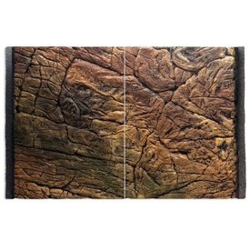 Jungle Bob Enterprises Inc. 7800 Jungle Bob Background 48x25 Inch For Aquarium 90/120 Gallon Thin