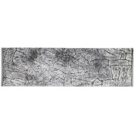 Jungle Bob Enterprises Inc. 8241 Jungle Bob Background 48x21 Inch For Aquarium 55/75 Gallon Thin GREY
