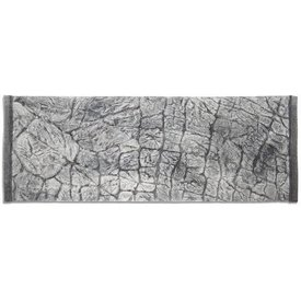 Jungle Bob Enterprises Inc. 8292 Jungle Bob Background 36X13 Inch For Aquarium 30 Gallon Long Thin GREY