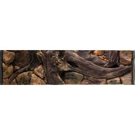 Jungle Bob Enterprises Inc. 7858 Jungle Bob Background 48x13 Inch For Aquarium 33 Gallon Amazon