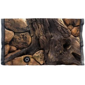 Jungle Bob Enterprises Inc. 7894 Jungle Bob Background 24x16 Inch For Aquarium 20 Gallon High Amazon
