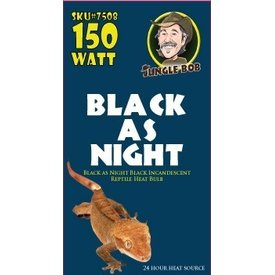 Jungle Bob Enterprises Inc. Jungle Bob Black As Night