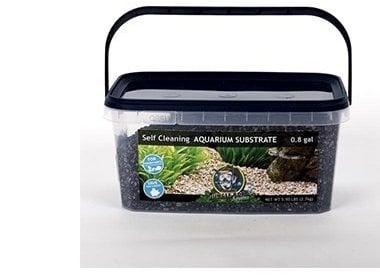 Aquarium Substrate with Zeolite