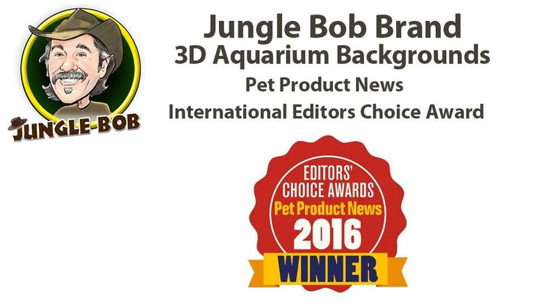 3D Aquarium Background wins Editors Choice Award