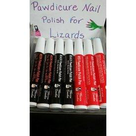 Nail Polish for Reptiles