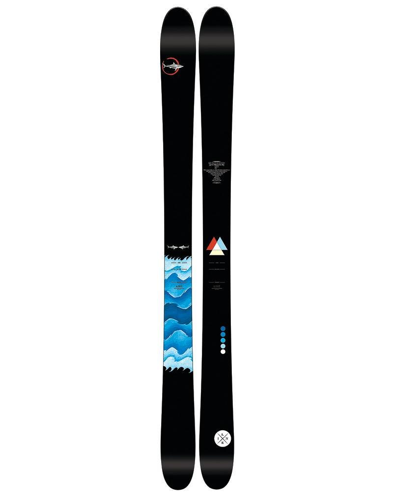 LINE SKIS 17 LINE SIR FRANCIS BACON