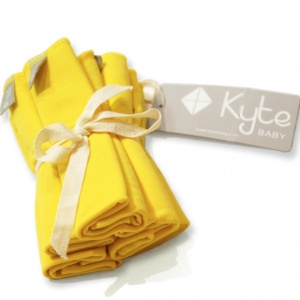 Kyte Baby Kyte Wash Cloths - Solid