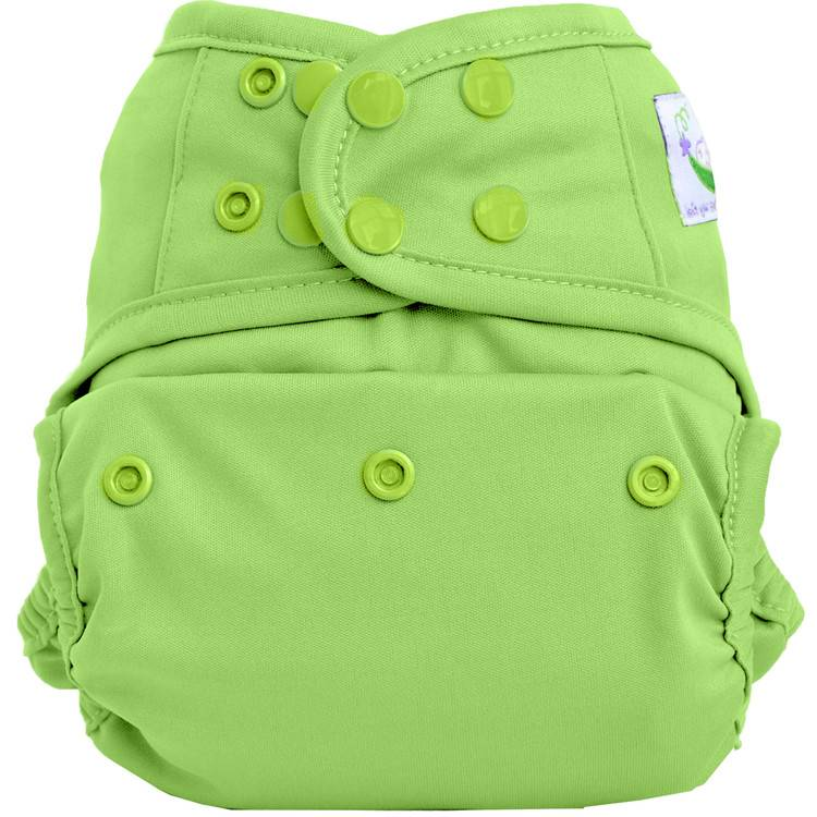Sweet Pea Sweet Pea One-Size Diaper Cover - Solids