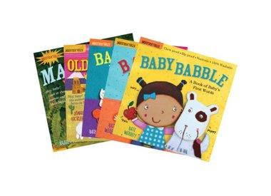 Toys - Books
