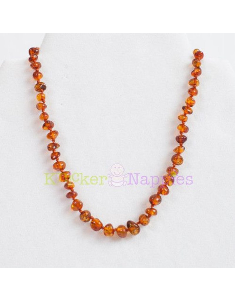 Knickernappies KN Baltic Amber Necklace
