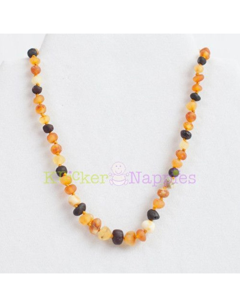 Knickernappies Baltic Amber Teething Necklace