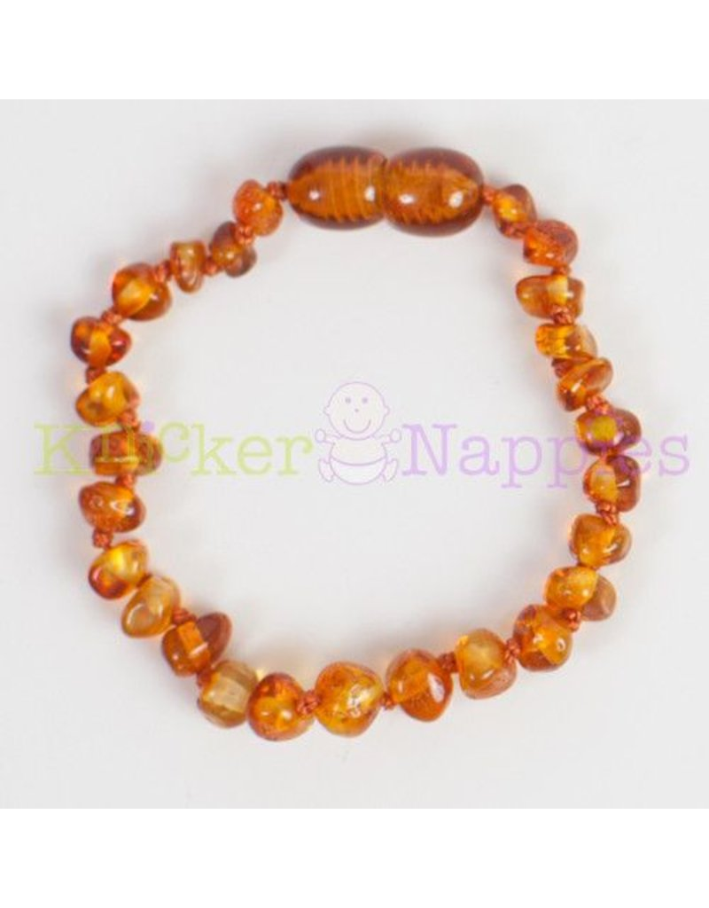 Knickernappies Baltic Amber Bracelets
